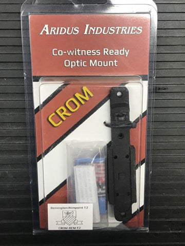 Aridus Industries Co-Witness Ready Optic Mount (CROM)
