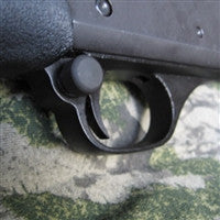 Remington 870 Tactical Jumbo Safety