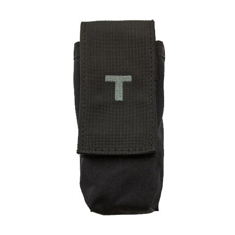 CTOMS Tourniquet Pouch with Molle, Gen III - Snap Closure tab