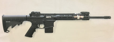 "Smith & Wesson M&P 15-22 Sport  16.5"" BBL"