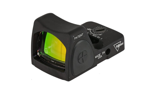 Trijicon RMR Type 2 Adjustable LED Sight - 3.25 MOA Red Dot