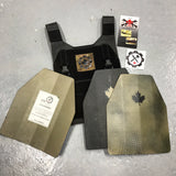 Gunworx Trauma Plate & Armour Package