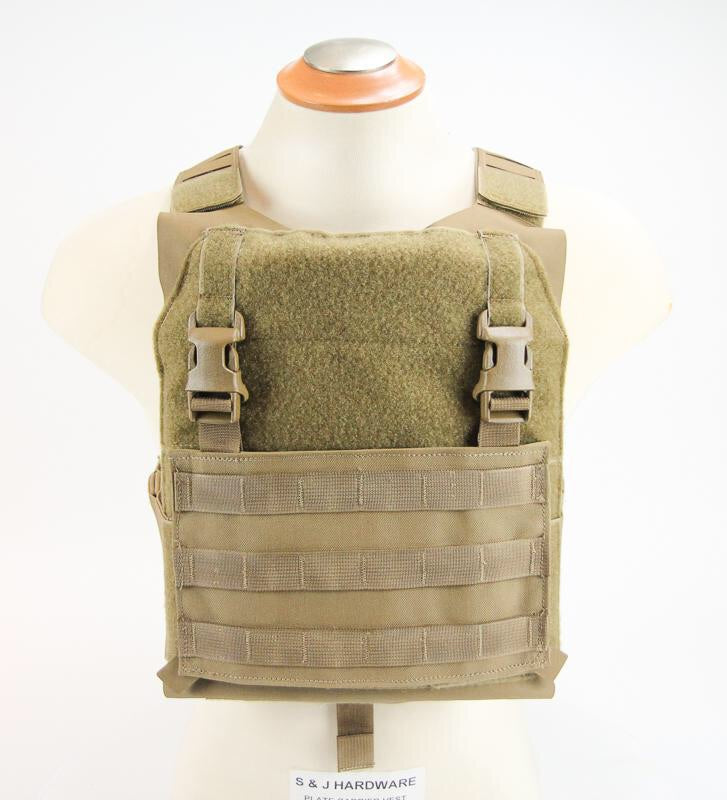 S&J Hardware Molle Swift-Clip Placard