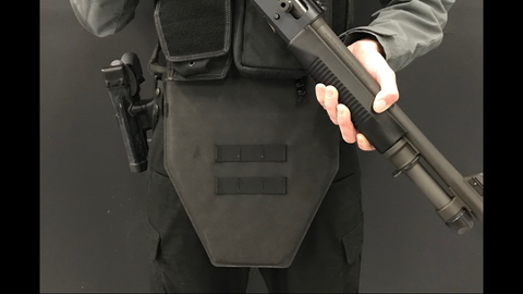 S&J Hardware Groin Panel Carrier & LIIIA Soft Armour