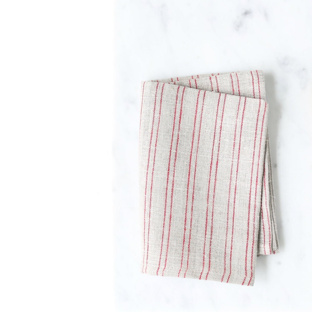 kitchen towel linen