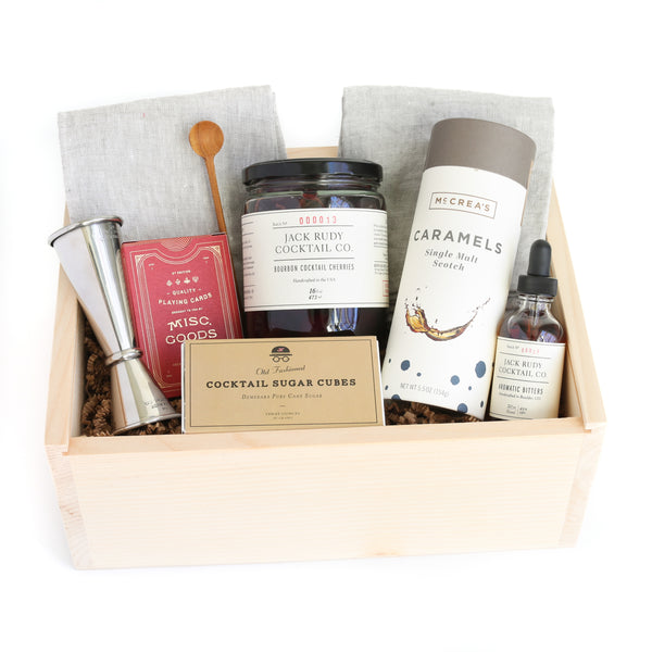 Just Add Bourbon Gift Box