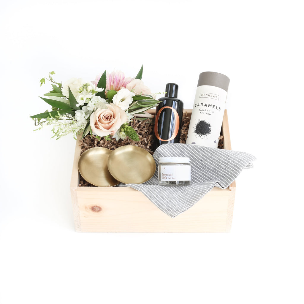 foodie and cook gift box