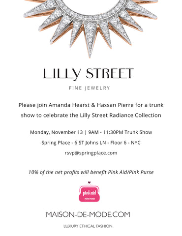 Lilly Street X Maison De Mode trunk show at Spring Place