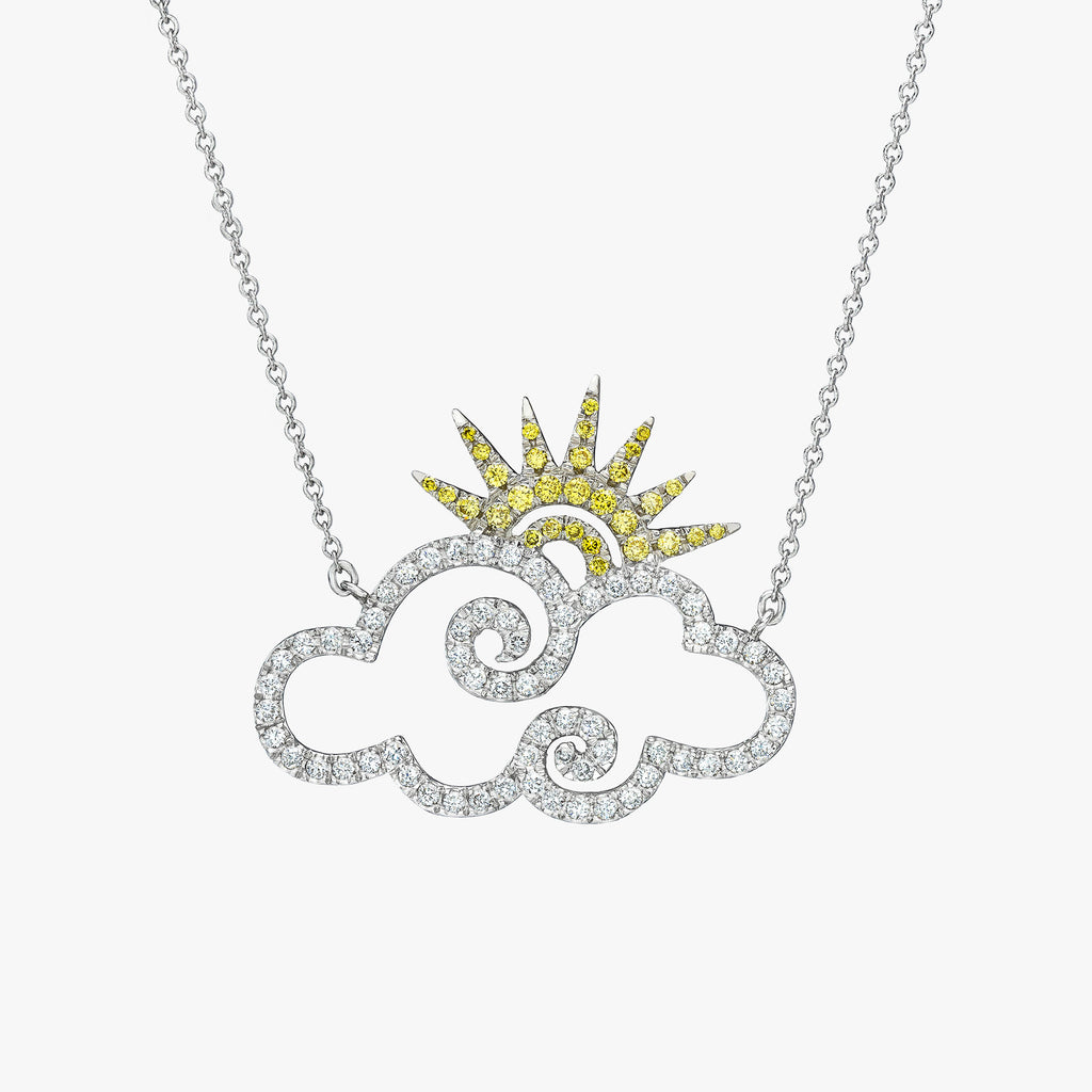 Radiance Lady of the East Necklace