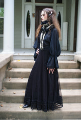 New Arrival 2021 The Black Winchester Dress Baby Jane Collection Featured in the new Video