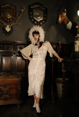 Marie Antoinette Go's Punk Victorian Whites Boudoir Queen 2020 Capsule Collection