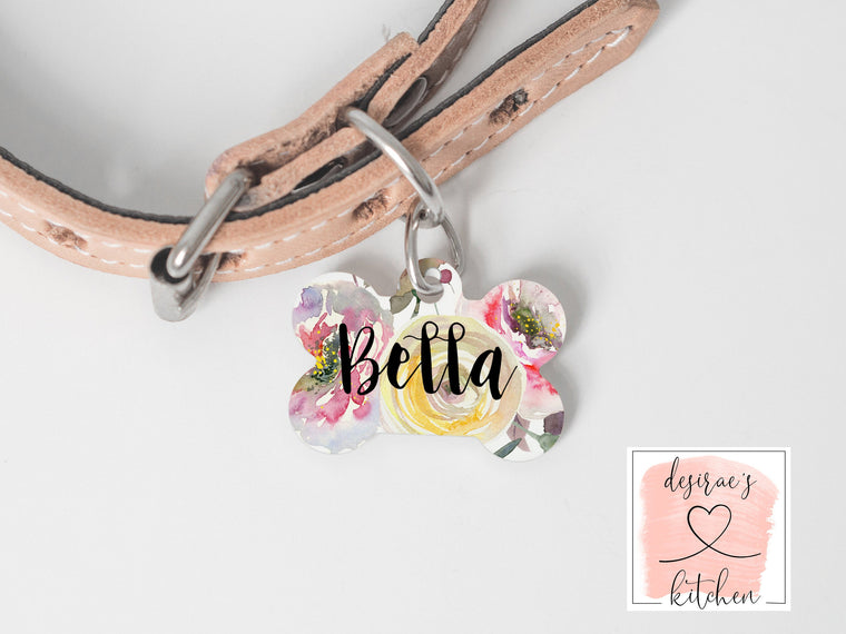 Bella Dog Tag