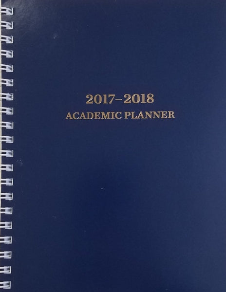 University of Toledo 2017/2018 Academic Planner w/ Stickers