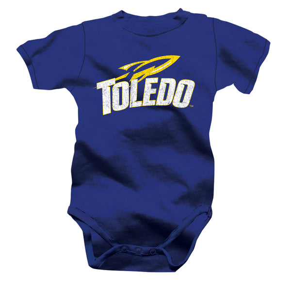 University of Toledo Rockets baby onesie