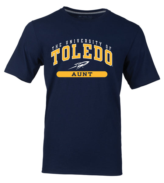 University of Toledo Aunt Short Sleeve Tee