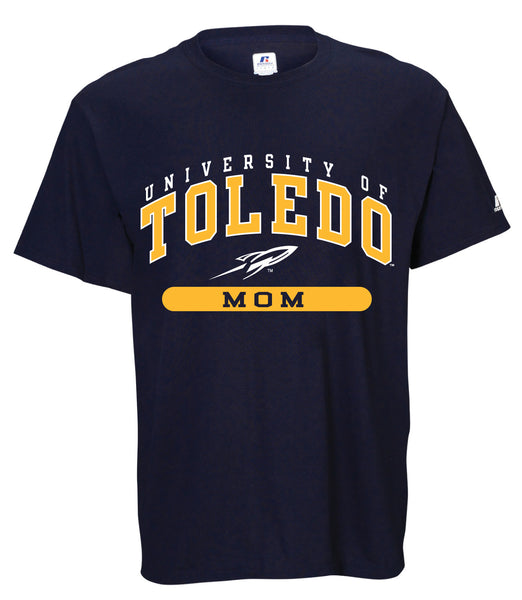 University of Toledo Mom Short Sleeve Tee