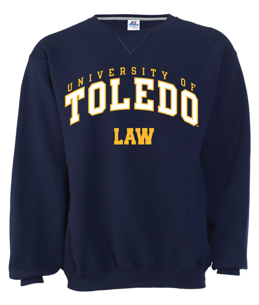 University of Toledo Law Crew Neck Sweatshirt