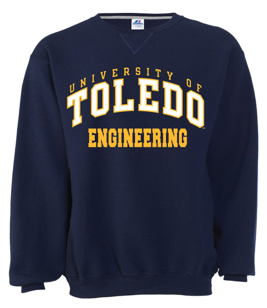 University of Toledo Engineering Crew Neck Sweatshirt