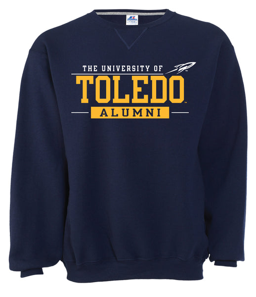 University of Toledo Alumni Crewneck Sweatshirt
