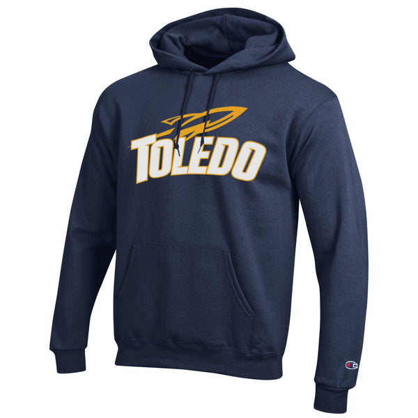 University of Toledo Rockets Champion Hoodie Navy