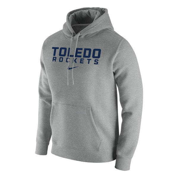 Toledo Rockets Nike Stadium Club Fleece PO Hoody