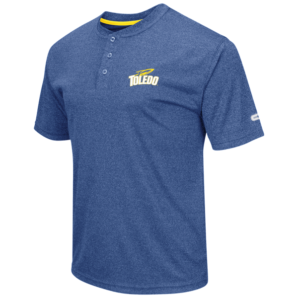 University of Toledo Puddy Henley Tee