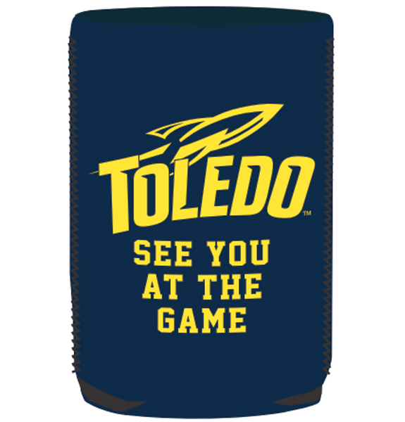 University of Toledo 2-Sided Can Koozie