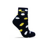 University of Toledo Fuzzy Socks