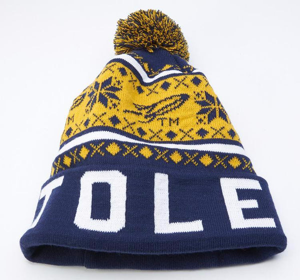 University of Toledo Ugly Sweater Cuffed Knit Beanie