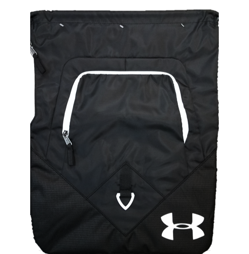Under Armour Undeniable Sackpack Draw String Bag Black