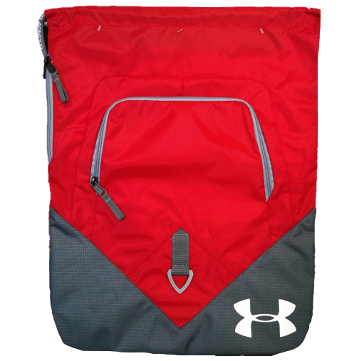 Under Armour Undeniable Sackpack Draw String Bag Red