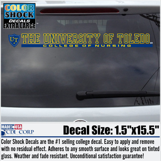 University of Toledo Decal College of Nursing