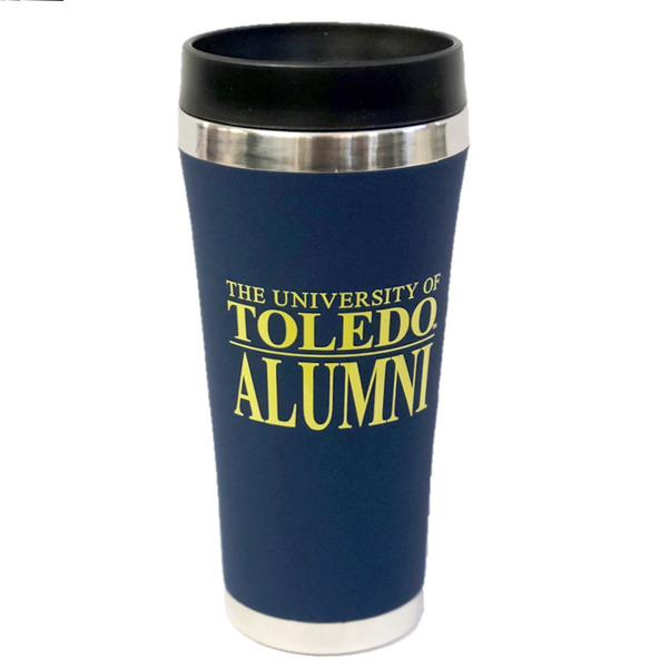 University of Toledo Alumni Travel Mug