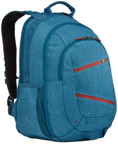 Case Logic Backpack Berkeley II Blue w/ Orange Accents