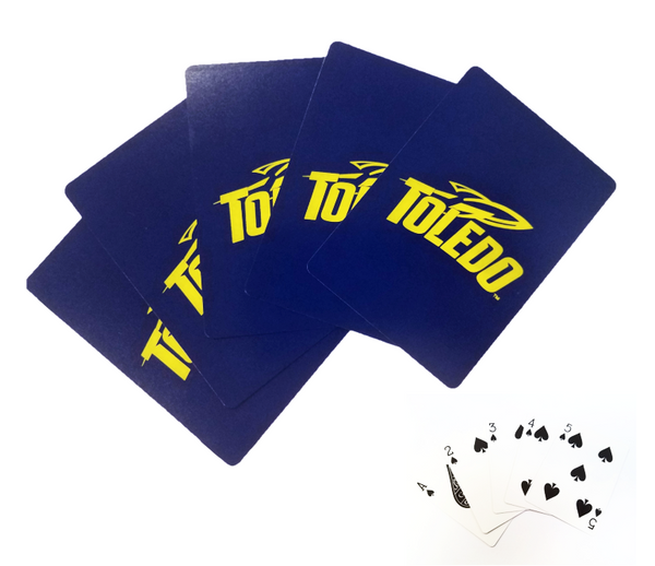University of Toledo Playing Cards