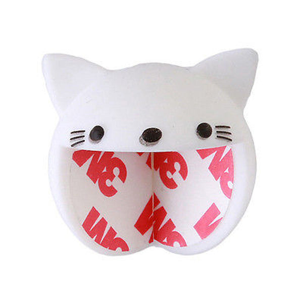 Animal Corner Guard Set - White Kitty