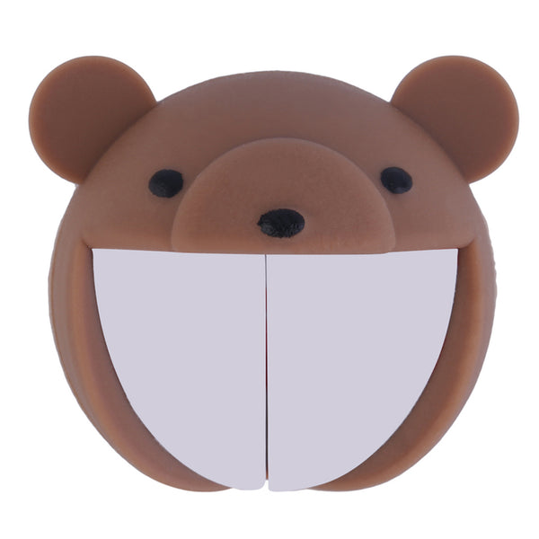 Animal Corner Guard Set - Brown Teddy