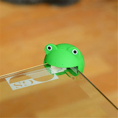 Animal Corner Guard Set - Green Frog