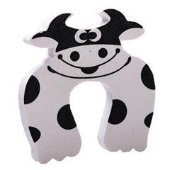 Foam Door Stopper - Cow