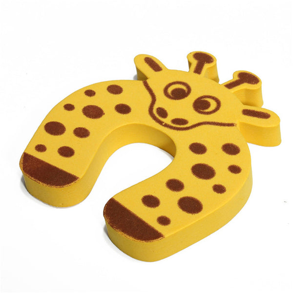 Foam Door Stopper - Giraffe