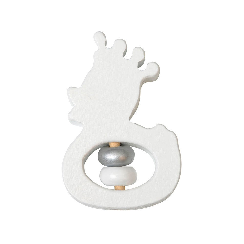 BAMBAM Wooden Rattle - Duck