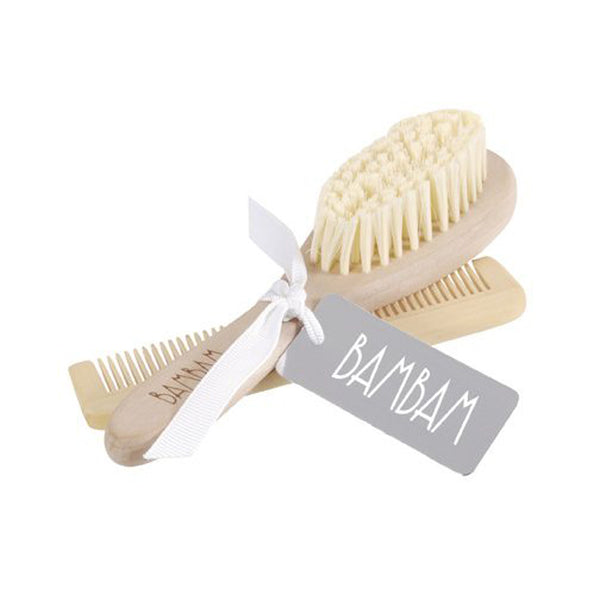BAMBAM 'Brush & Comb' Gift Bag Set