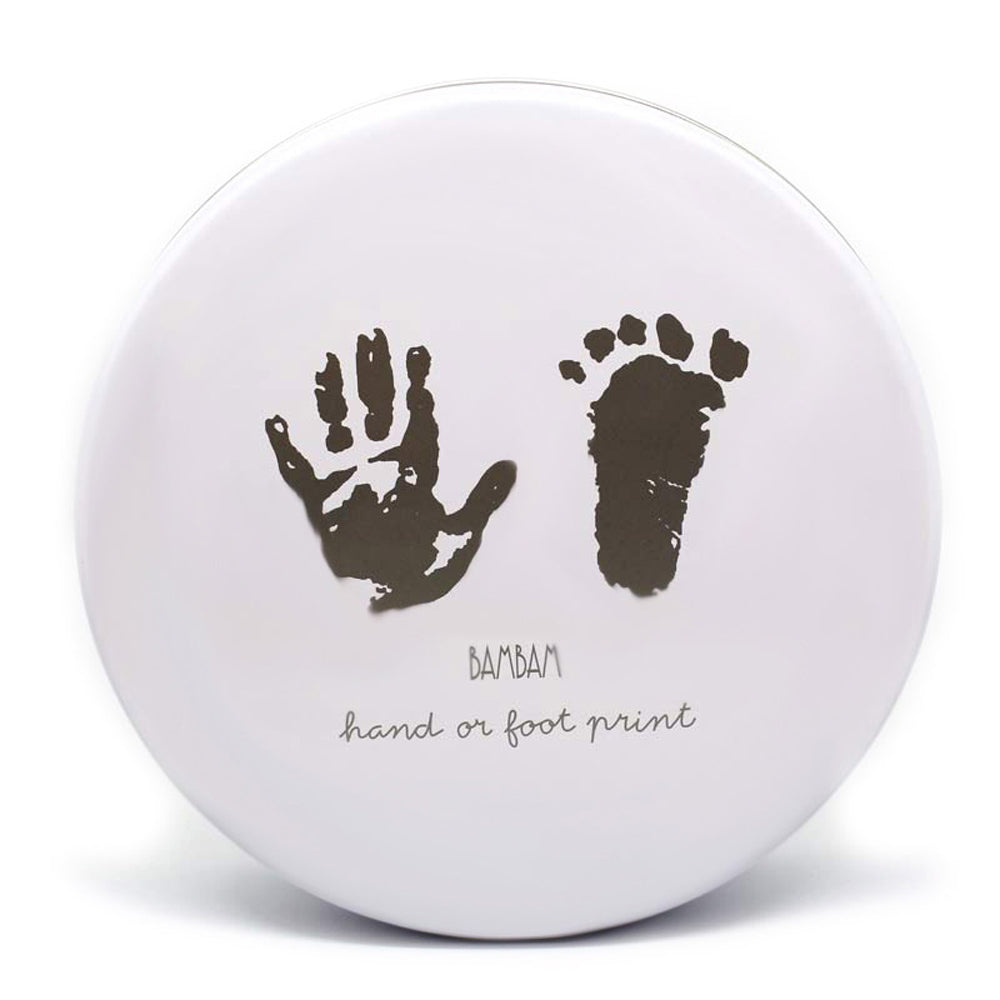 BAMBAM Baby's First 'Hand + Footprint Kit'