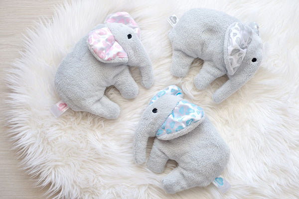Bubs for Babes Baby Comforter Ellie Friends