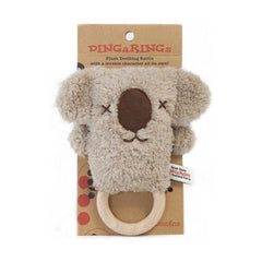 Keith Koala Teething DINGaRING