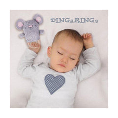 Moe Mouse Teething DINGaRING