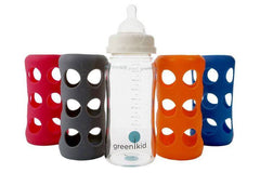 Greenkid Glass Baby bottle