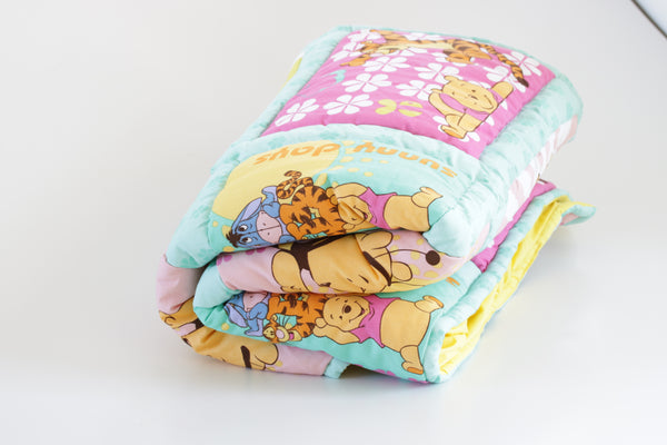 Y'Omi Play Blanket - Pooh 12 Square