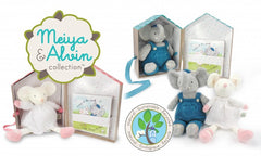 Alvin Deluxe Gift Set: Toy with Book