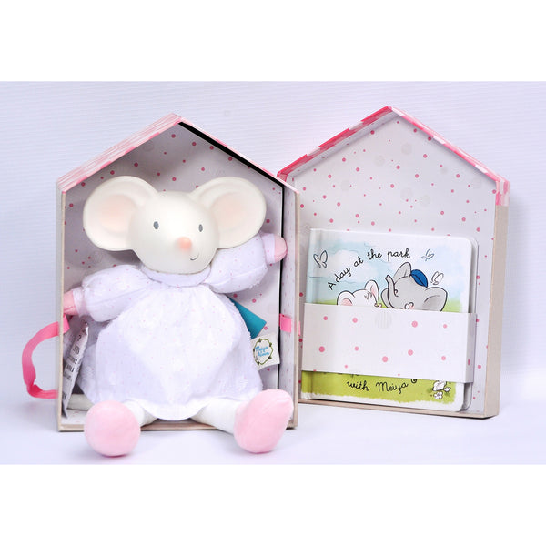 Meiya Deluxe Gift Set: Toy with Book
